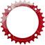 Sixpack K-Ring Narrow Wide Kettenblatt rot